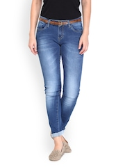 Roadster Women Blue Skinny Fit Jeans