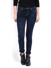 Roadster Women Blue Super Skinny Fit Jeans