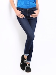 Roadster Women Indigo Skinny Fit Jeans