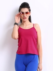 Roadster Women Pink Camisole