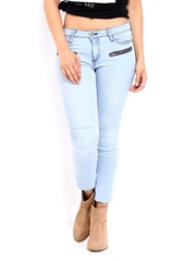Roadster Women Light Blue Slim Fit Jeans