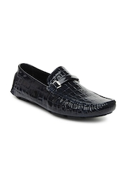 Ruosh Men Navy Driving Shoes