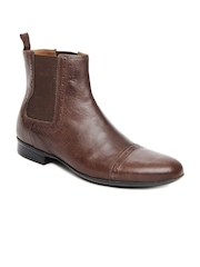 Ruosh Work Semi-Formal Men Brown Boots