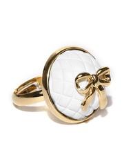 SALT Gold-Toned & White Ring