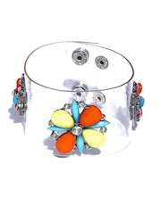 SALT Multicoloured Cuff Bracelet