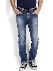SPYKAR Men Blue Rico Narrow Fit Jeans