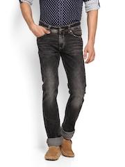 SPYKAR Men Grey Skinny Fit Jeans