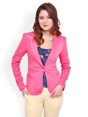 STREET 9 Women Pink Blazer