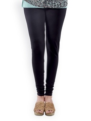 Sakhi Sang Women Black Churidar Leggings