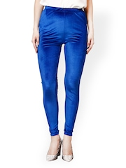 Sakhi Sang Women Royal Blue Leggings