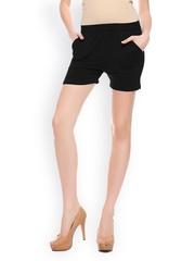 Sakhi Sang Women Black Shorts