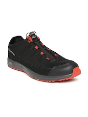 Salomon Men Black Sports Shoes