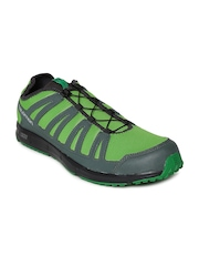 Salomon Men Green Kowloon Sports Shoes