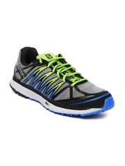 Salomon Men Grey & Black X-Tour Sports Shoes