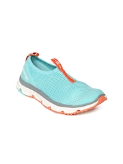 Salomon Women Sea Green RX Moc 3.0 W Sports Shoes