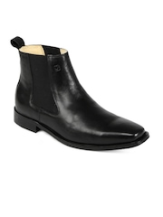 Samsonite Men Black Comfort Boots