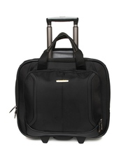 Samsonite Men Black Trolley Suitcase