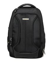 Samsonite Men Black Viz Air Plus Backpack