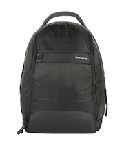 Samsonite Unisex Black & Grey Locus Backpack