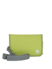 Samsonite Unisex Green Travel Wallet