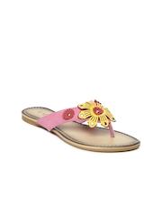 Senorita Women Pink Sandals