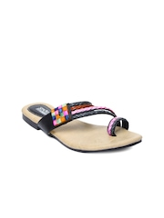 Senorita Women Multi-Coloured Sandals