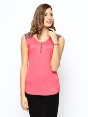 Sepia Women Pink Top