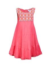 ShopperTree Girls Pink Shift Dress