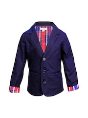 ShopperTree Unisex Blue Blazer
