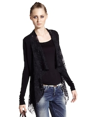 Sisley Black Shrug
