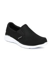 Skechers Men Black Equalizer-Persistent Walking Shoes