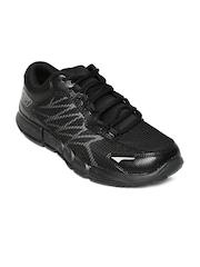 Skechers Men Black Go Bionic Fuel Sports Shoes
