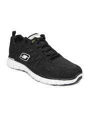 Skechers Men Black Synergy Power Switch Training Shoes