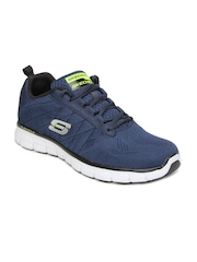 Skechers Men Blue Synergy-Power Switch Sports Shoes