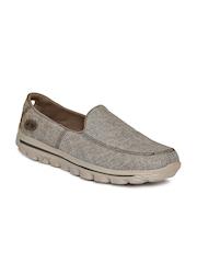 Skechers Men Brown Go Walk 2-Cruise Walking Shoes