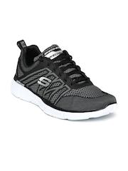 Skechers Men Grey & Black Equalizer-No Limits Training Shoes