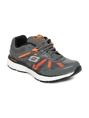 Skechers Men Grey Sports Shoes