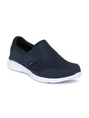 Skechers Men Navy Equalizer-Persistent Walking Shoes