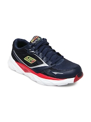 Skechers Men Navy Go Run Ride 3 Sports Shoes