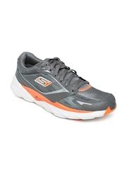 Skechers Men Grey Go Run Ride 3 Running Shoes