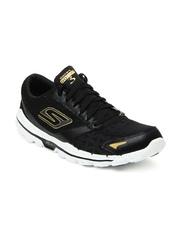 Skechers Men Black Go Run 3 Sports Shoes