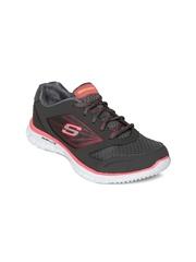 Skechers Women Grey Glider-Jaguar Sports Shoes