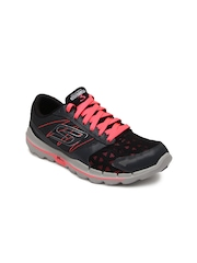 Skechers Women Grey Go Run 3 Sports Shoes