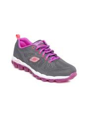 Skechers Women Grey Skech Air Inspire Training Shoes