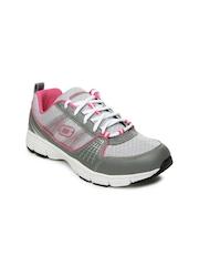 Skechers Women Grey Uninterrupted Stolen II Sports Shoes