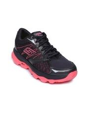 Skechers Women Black Go Run Ultra Sports Shoes
