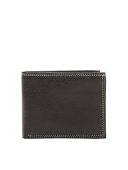 SkyWays Men Black Wallet