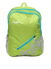 Skybags Unisex Green Pulse-05 Backpack