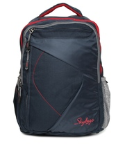 Skybags Unisex Navy Blue Backpack