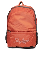 Skybags Unisex Orange Backpack